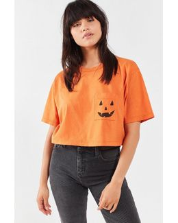 Halloween Pocket Tee