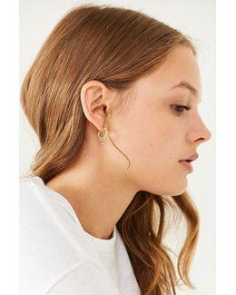 Chunky Hoop Earring Set
