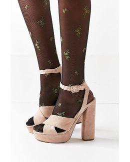 Jodi Platform Heel