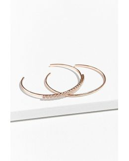 Delicate Cuff Bracelet Set