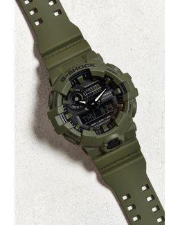 G-shock Ga700 Utility Watch