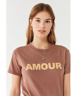 Amour Repeat Tee