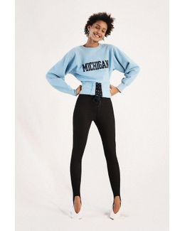Ski Stirrup Jeans