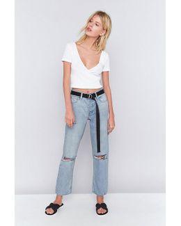 Jessye True Straight Leg Jeans