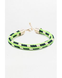 Chunky Rope Bracelet