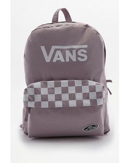 Sporty Realm Lilac Backpack
