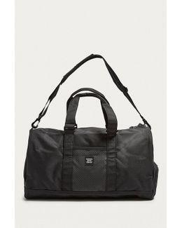 Novel Black Weekender Holdall Bag