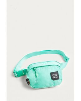 Tour Lucite Green Bum Bag