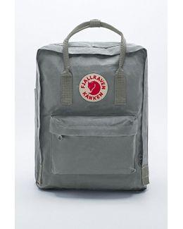 Kanken Classic Fog Grey Backpack
