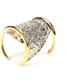 Cut Out Melted Cuff
