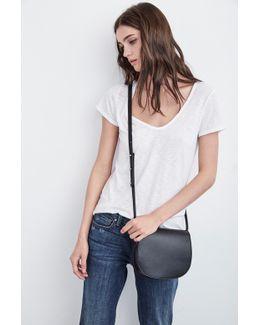 Montana Crossbody Bag In Black