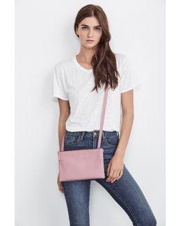 Evelyn Crossbody Bag In Blush