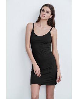 Scarlett Gauzy Whisper Slip Dress