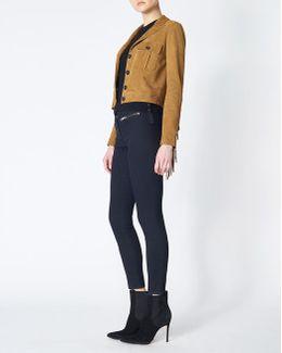 Reed Fringe Jacket