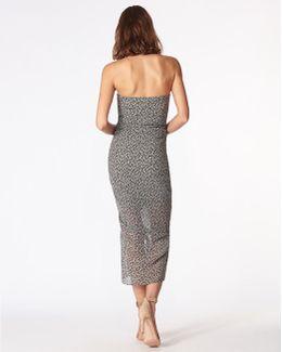 Wallflower Ruched Dress
