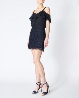 Addison Lace Skirt