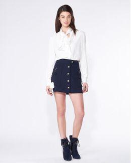 Monroe Cargo Skirt
