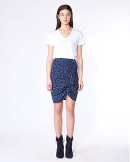Spencer Ruched Skirt