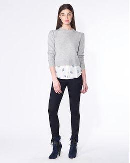 Jensen Combo Sweater