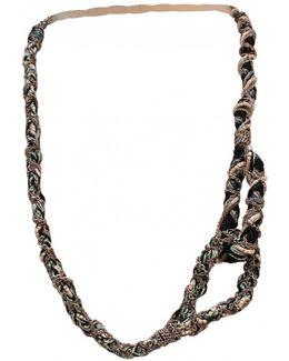 Pre-owned Necklace / Belt