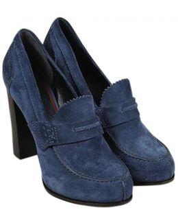 Pre-owned Blue Heels