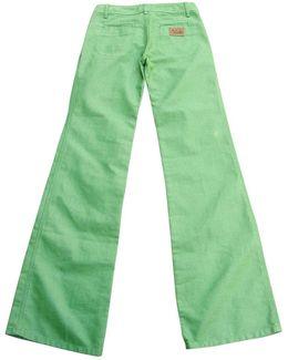 Pre-owned Loose Fitting Jeans