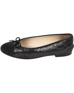 Pre-owned Leather Ballet Slippers
