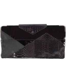 Pre-owned Leather Pochette