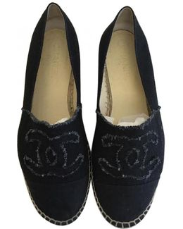 Pre-owned Cloth Flats