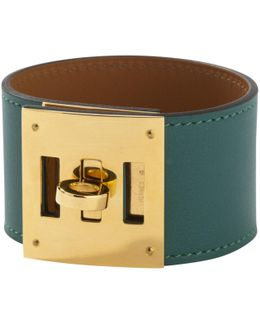 Pre-owned Kelly Leather Bracelet