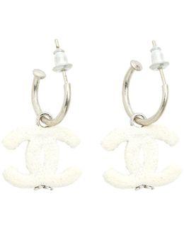 Pre-owned Earrings