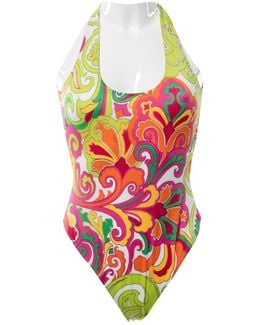 Pre-owned One-piece Swimsuit