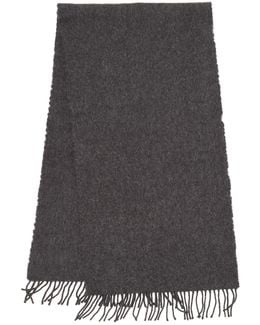 Pre-owned Cashmere Scarf & Pocket Square