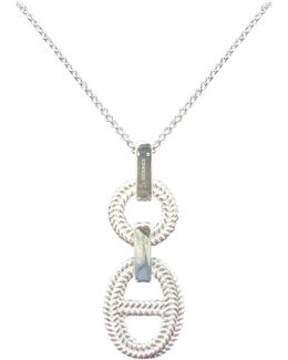 Pre-owned Silver Necklace