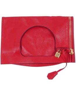 Pre-owned Alix Leather Handbag