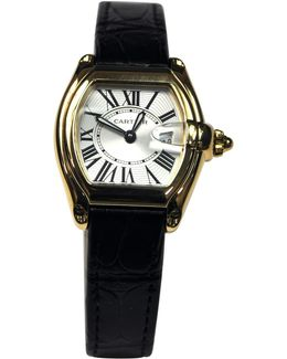 Pre-owned Roadster Yellow Gold Watch