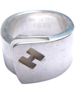 Pre-owned Silver Ring