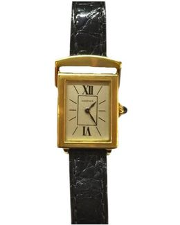 Pre-owned Yellow Gold Watch