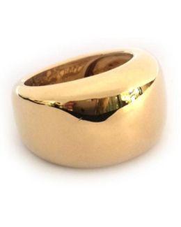 Pre-owned Paris Nouvelle Vague Yellow Gold Ring
