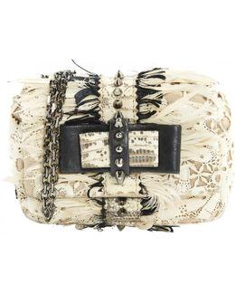 Pre-owned Cloth Clutch Bag