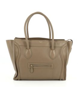 Pre-owned Brown Leather Handbag