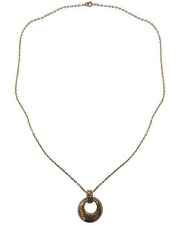 Pre-owned Yellow Gold Necklace