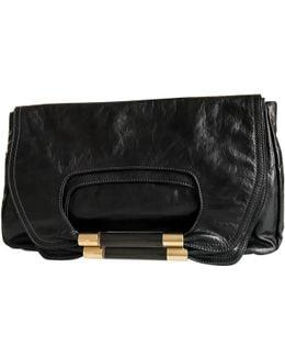 Pre-owned Leather Handbag
