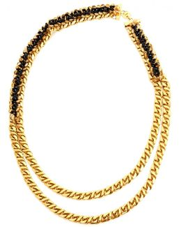 Pre-owned Long Necklace