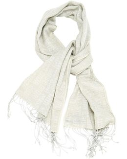 Pre-owned Cashmere Scarf