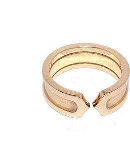 Pre-owned C Yellow Gold Ring