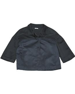 Pre-owned Silk Jacket