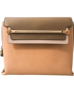 Pre-owned Clare Leather Handbag