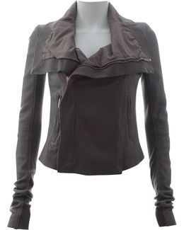 Pre-owned Leather Jacket