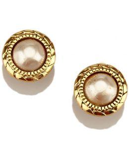 Pre-owned Pearl Earrings